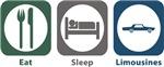 Eat, Sleep, Limousines