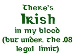 There's Irish in my Blood