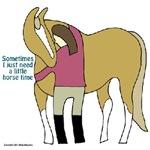 I Need Horse Time - palomino