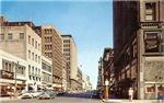 1950's Minneapolis Nicollet Avenue