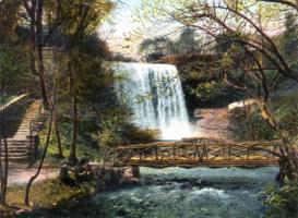 Minnehaha Falls, Minneapolis Minnesota, 1906