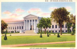 Art Museum, Minneapolis Minnesota, 1935