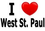 I Love West St. Paul Minnesota Shop