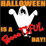 Halloween: A Boootiful Day T-shirts & Gifts