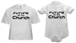 Future of the Church for kids