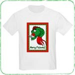 Christmas Fish T-Shirts and Gifts