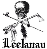 Leelanau Pirate Womens Clothing