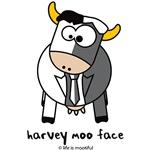 Harvey moo face