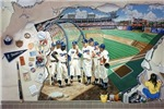 The Brooklyn Dodgers In Ebbets Field