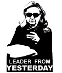 Clinton: Leader from Yesterday