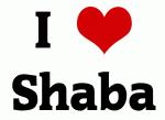 I Love Shaba