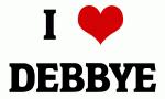 I Love DEBBYE