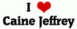 I Love Caine Jeffrey