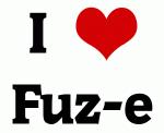 I Love Fuz-e