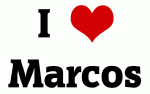 I Love Marcos