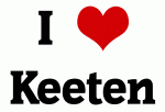 I Love Keeten