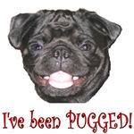Black Pugged