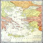 Ancient Isles of Greece Map