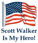 Scott Walker is my hero!