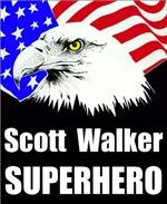 Scott Walker  Superhero