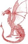Rusty Watcher Dragon