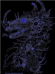 Steveg's Blue Dragon