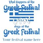 Greek Festival DIY