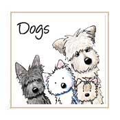 Dog Breed Cartoons