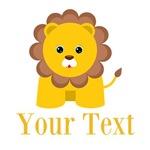 Personalizable Little Lion