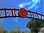 Conway Riverwalk Sign