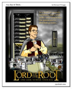 Lord of the Root comic