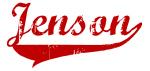 Jenson (red vintage)