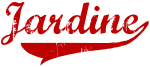 Jardine (red vintage)