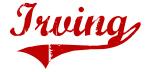 Irving (red vintage)