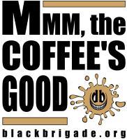 Mmm, the Coffee's Good