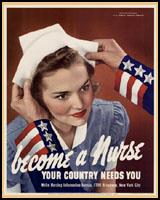 WOMEN IN WORLD WAR 2 T-SHIRTS