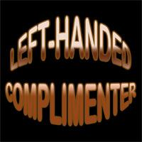 LEFT-HANDED COMPLIMENTER T-SHIRTS AND GIFTS