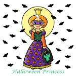 Halloween Princess (Red Hair)