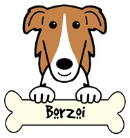 Personalized Borzoi