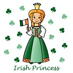 Irish Princess (Red Hair)