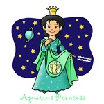Aquarius Princess (Black Hair)