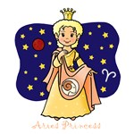 Aries Princess (Blonde Hair)
