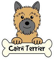 Personalized Cairn Terrier