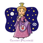 Cancer Princess (Brown Hair)