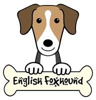 Personalized English Foxhound
