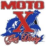 Moto X get dirty