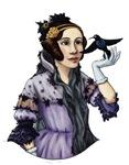 Lady Ada and Mascot