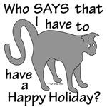 Happy Holiday?