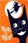 Vintage Trick or Treat Image #2