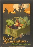 Food is Ammunition